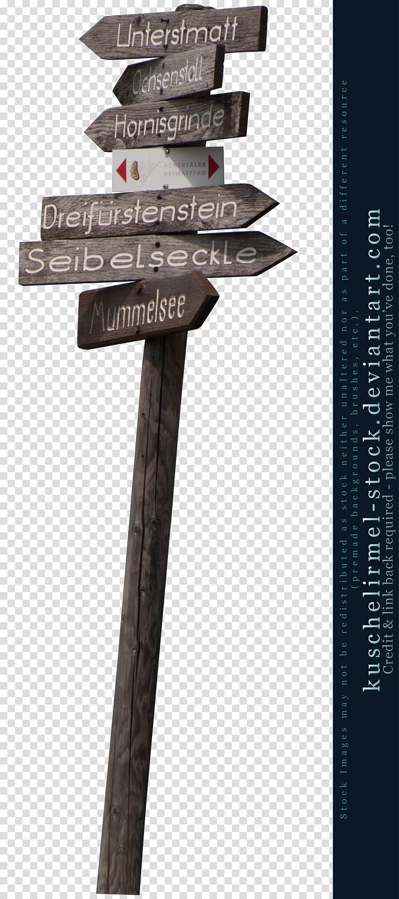 Wooden Signs Cut Out, brown wooden street signage.