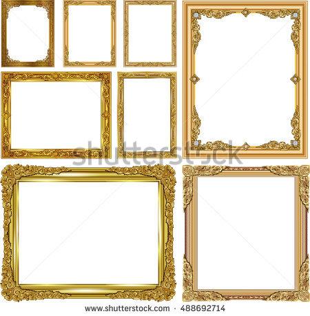 Mirror Frame Stock Photos, Royalty.