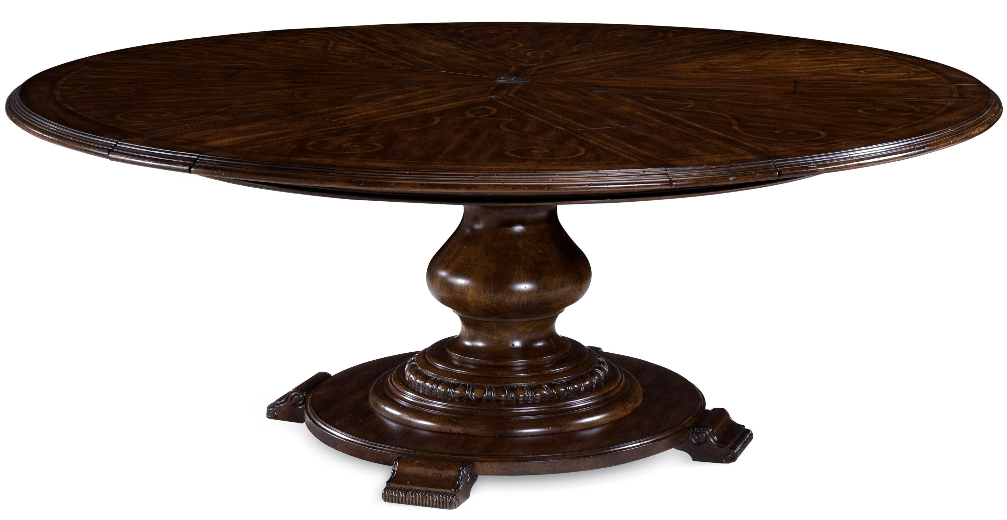 Round Dining Table Clipart.
