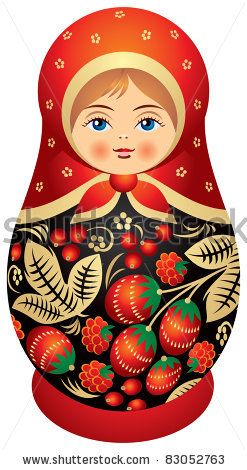 1000+ images about clipart matrioska on Pinterest.