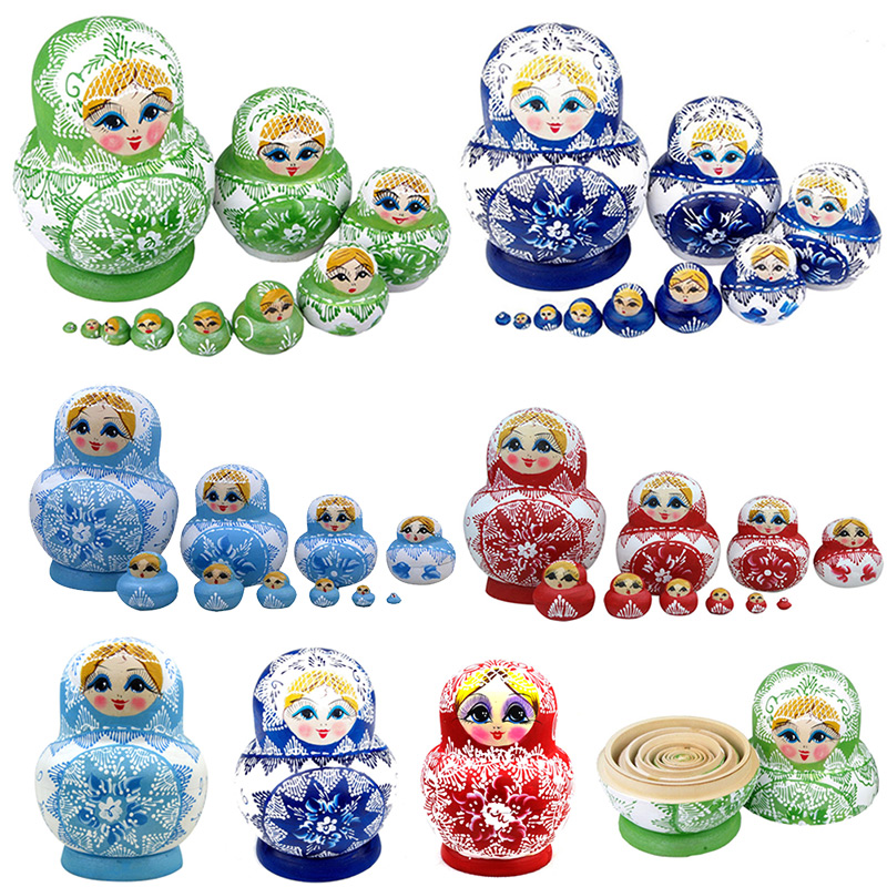 Online Get Cheap Russian Doll Wood.