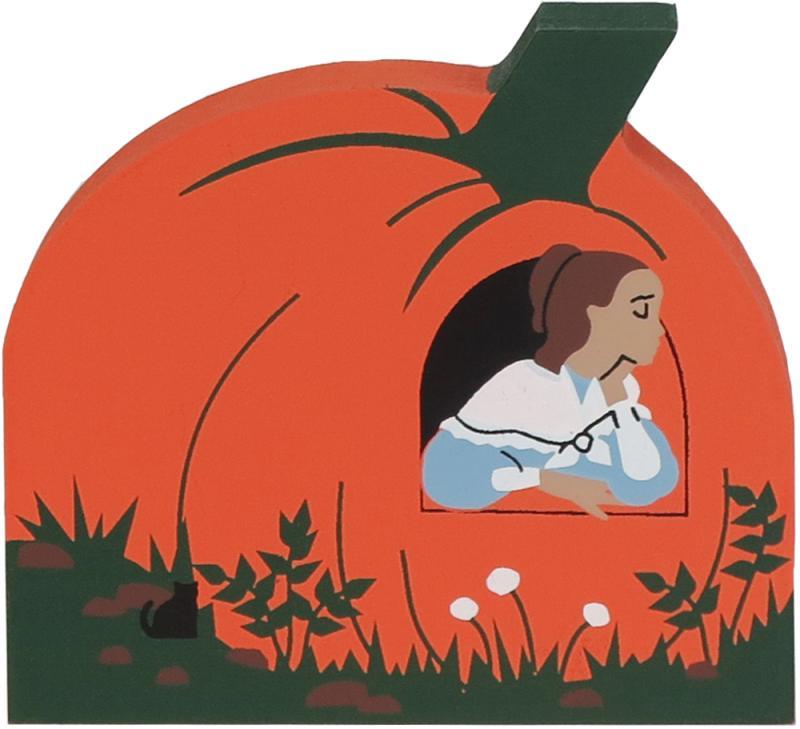 Peter, Peter Pumpkin Eater.