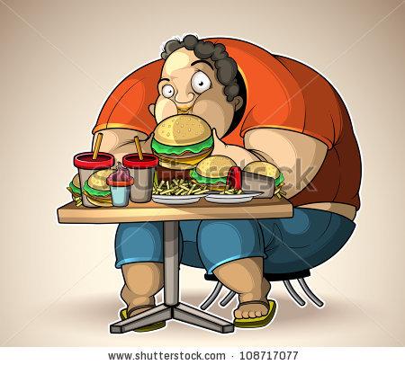 Eating Burger Stock Photos, Royalty.