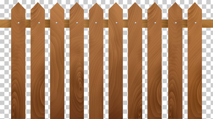 Picket fence , wood fence PNG clipart.