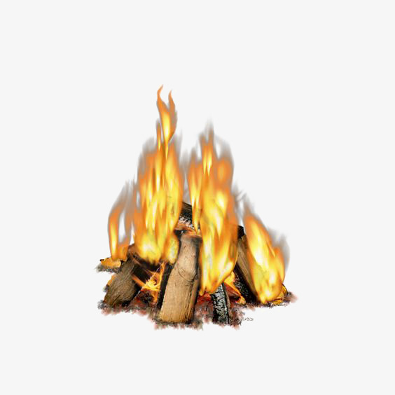 Png Wood Fire & Free Wood Fire.png Transparent Images #12735.