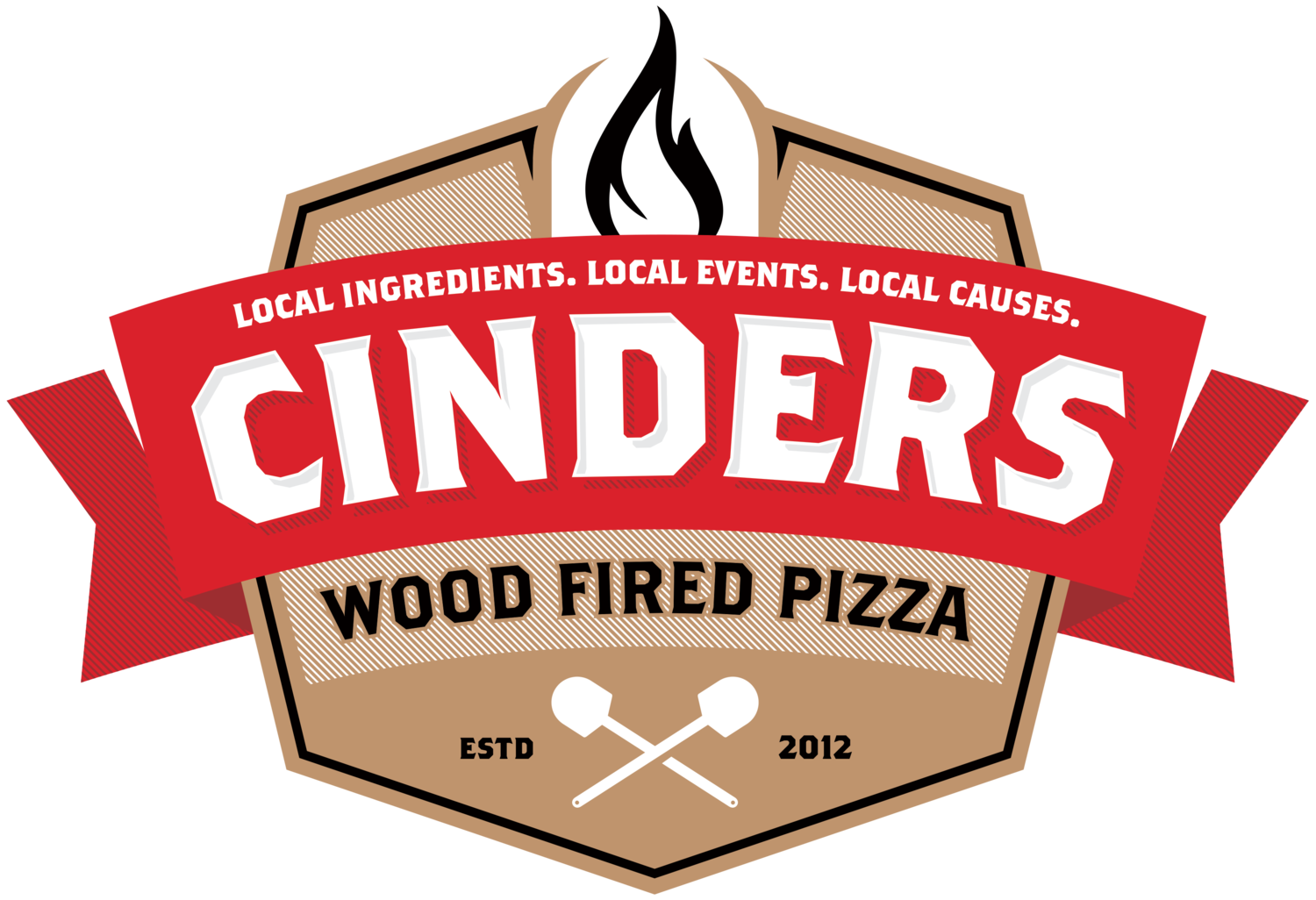 Wood Fired Pizza.