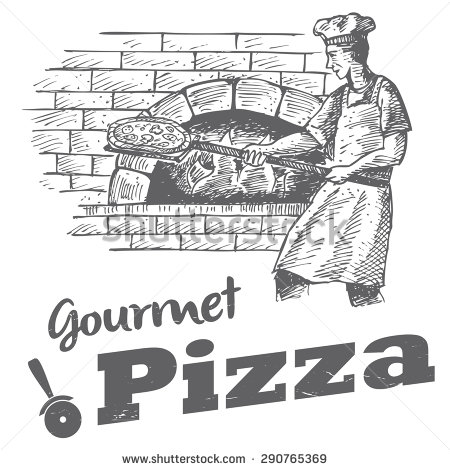 Wood Fired Pizza Stock Photos, Royalty.