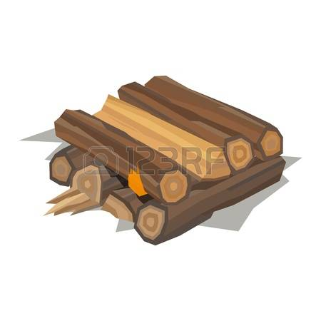 Wood Pile Cliparts, Stock Vector And Royalty Free Wood Pile.