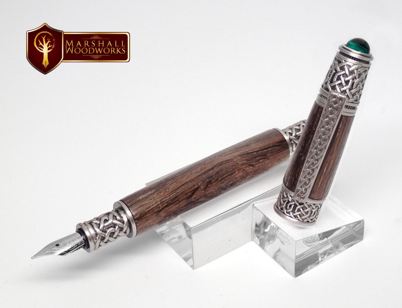 Fountain pen.