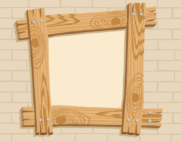 Plants on wooden frame clip art free vector download (213,154 Free.