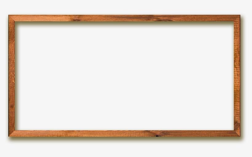 Wood Frame Png.
