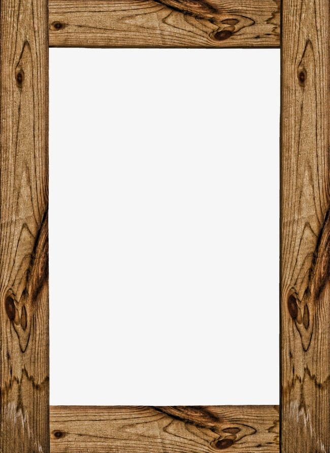 Wood Frame PNG, Clipart, Abstract, Backgrounds, Blank, Block, Brown.