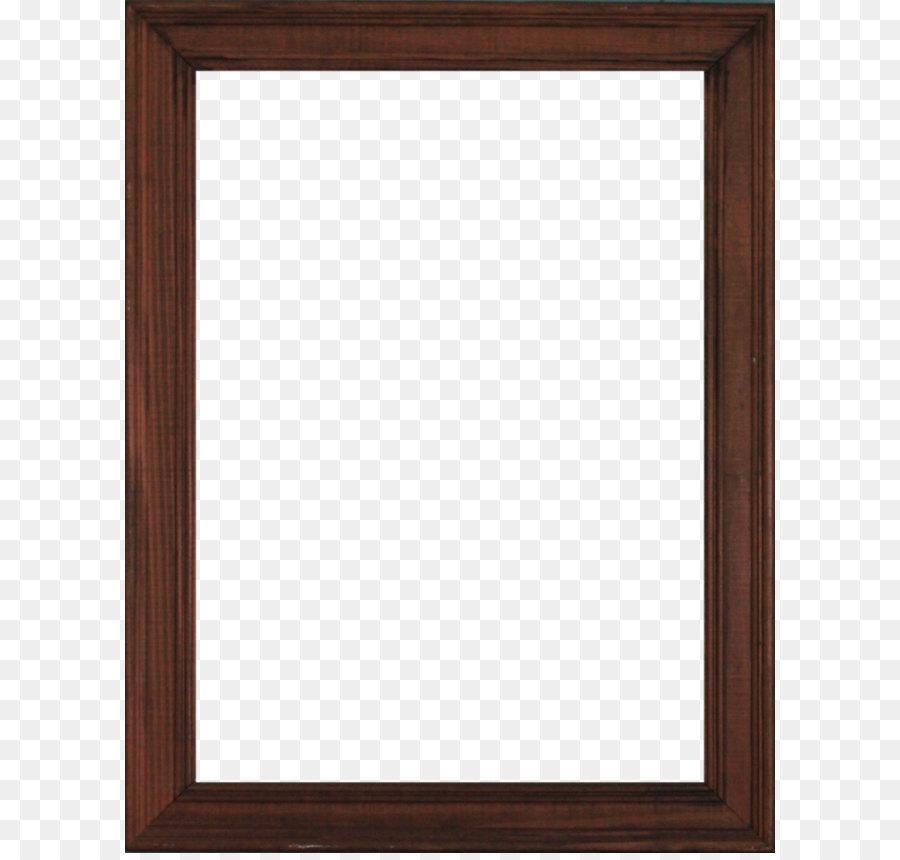 Wood Background Frame png download.