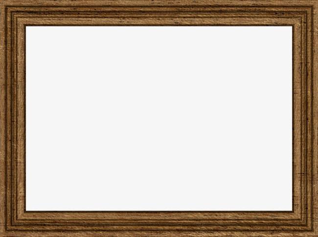Wood Frame, Wood Clipart, Frame Clipart, Wooden Frames PNG.