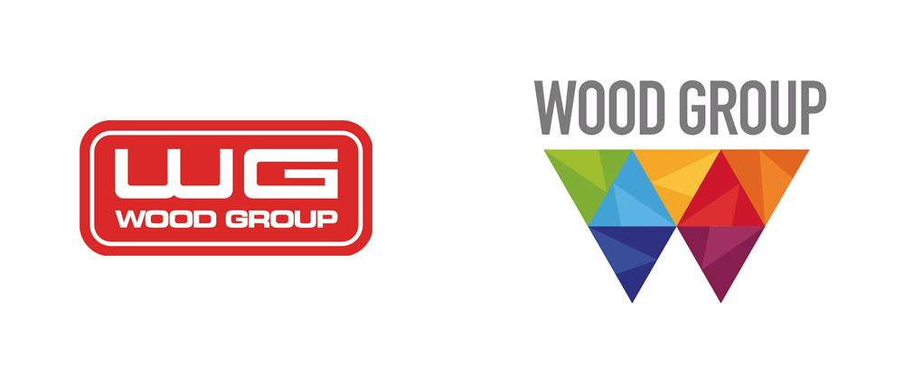 Brand New: New Logo for Wood Group.