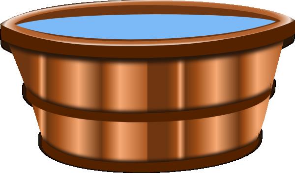 Wooden Bucket Clip Art at Clker.com.