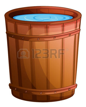 Showing post & media for Wood water bucket cartoon.