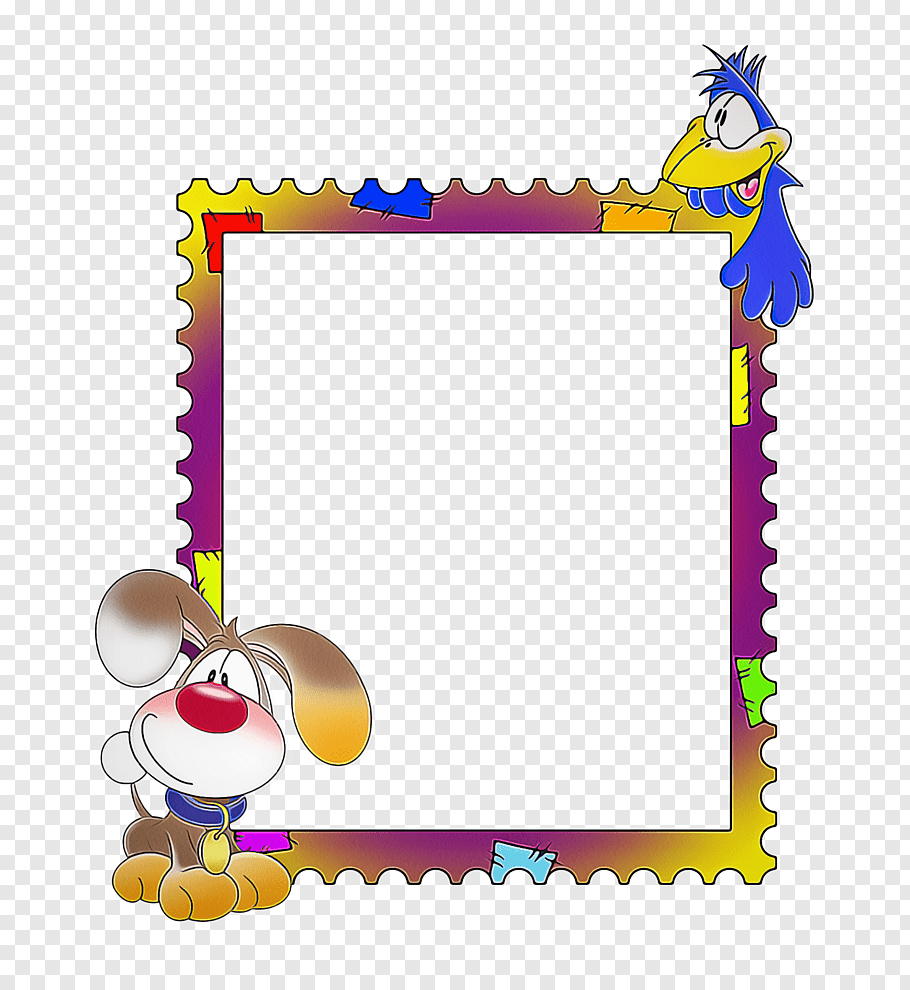 Paper Background Frame, Child, Picture Frames, Teeter.