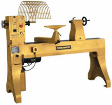 Wood Lathes 101.