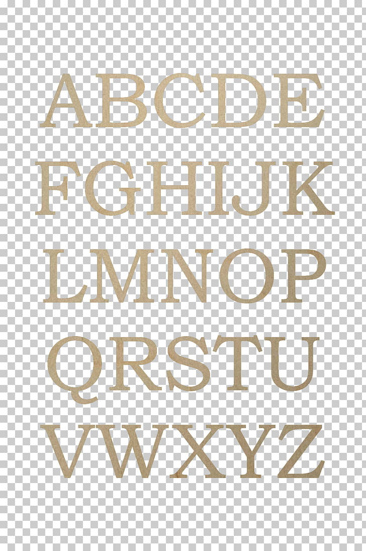 Sestina Letter Poetry Printing Font, Wood letters PNG.