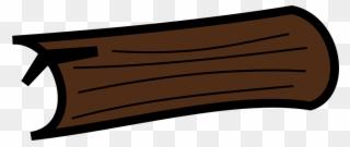 Camp Fire Clipart Fire Log.