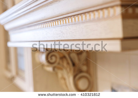 Wood Trim Stock Photos, Royalty.