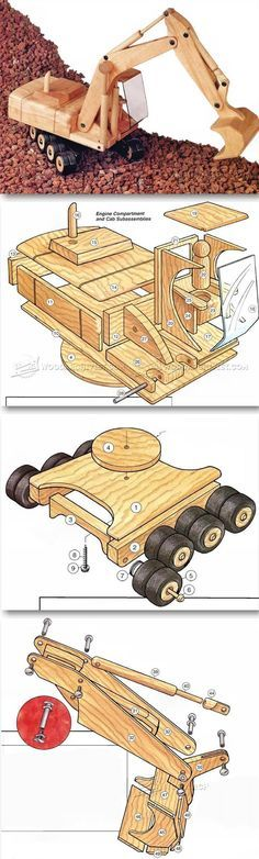 1000+ ideas about Wooden Toy Plans on Pinterest.
