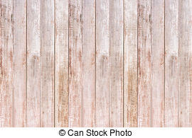 Vertical wood panel background stock photo.