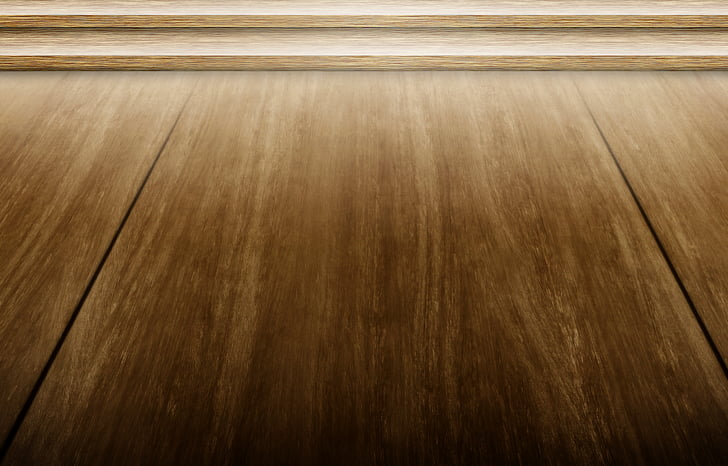 Wooden background, close.