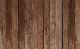 Dark Wood Panel Background Stock Photo.