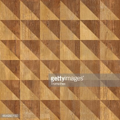 Abstract paneling pattern.