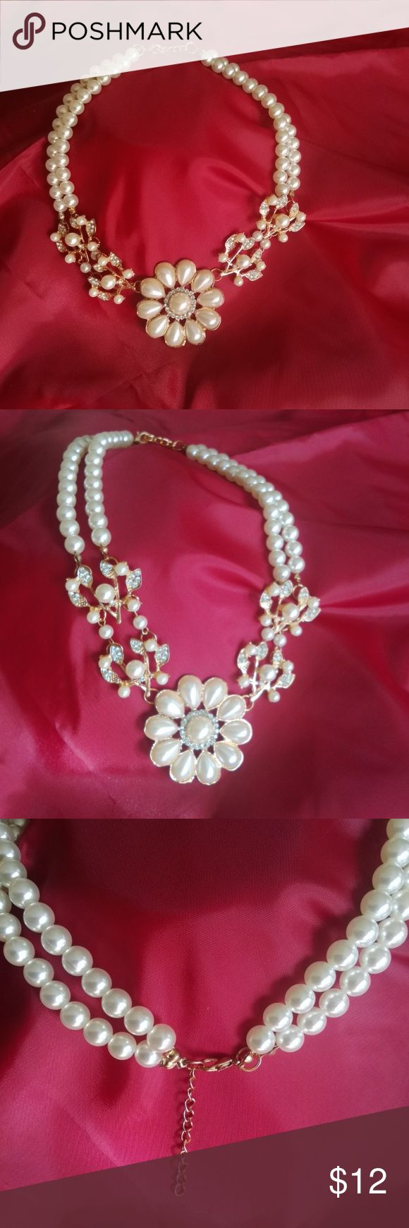 1000+ ideas about Gold Pearl Necklace on Pinterest.