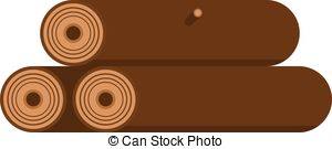 Woodpile Vector Clip Art EPS Images. 209 Woodpile clipart vector.