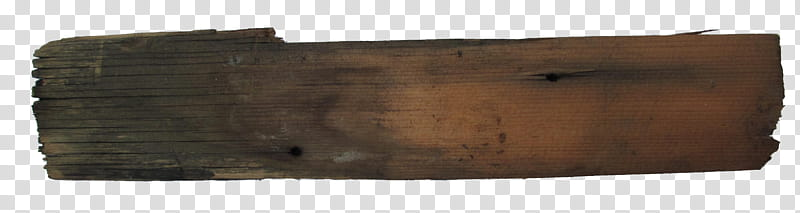 Old Wood Plank, brown plank graphic transparent background.