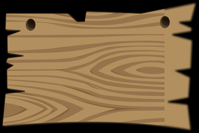Plaque clipart wood plank, Plaque wood plank Transparent.