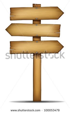 Wood Pole Clipart.