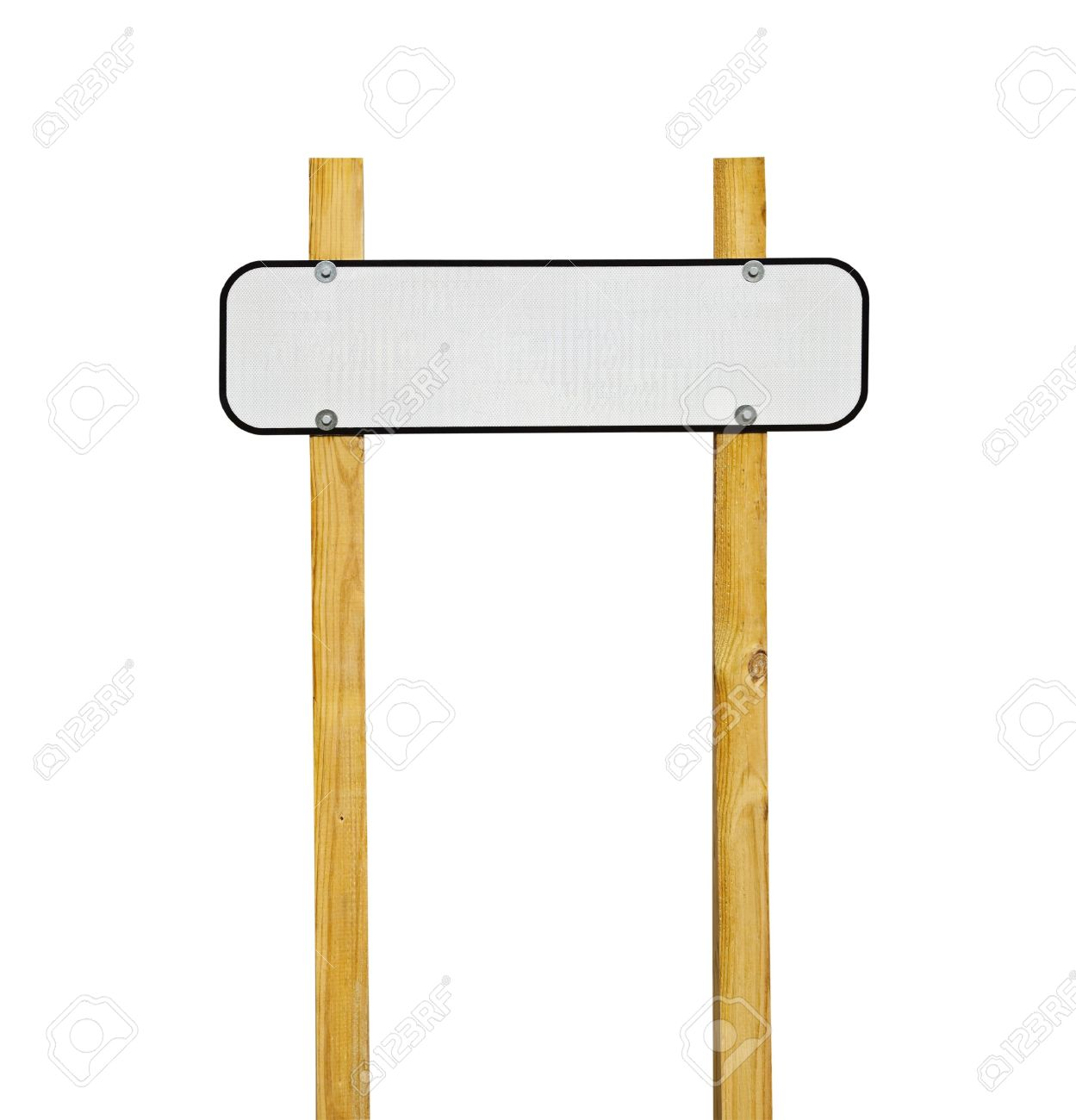 Wooden Pole Clipart.