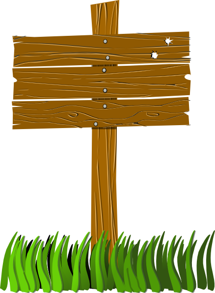 Free Wood Sign Clipart, Download Free Clip Art, Free Clip.
