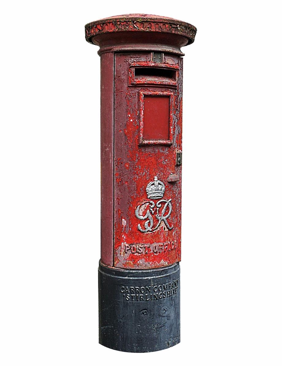 Mailbox clipart red mailbox, Mailbox red mailbox Transparent.