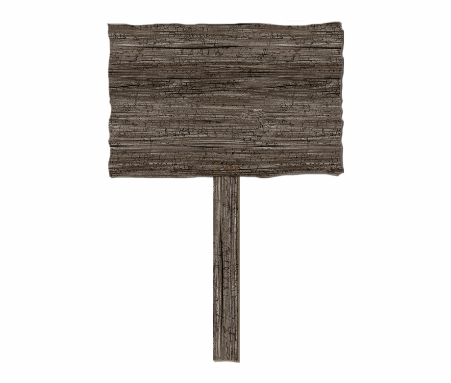 Sign, Wood, Old, Blank, Vintage, Wooden, Signpost.