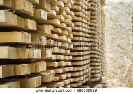 Lumber Pile Stock Photos, Royalty.
