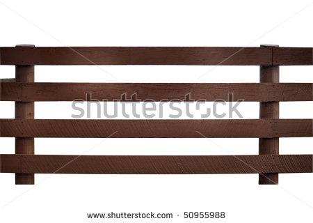 Wood Post Clipart.