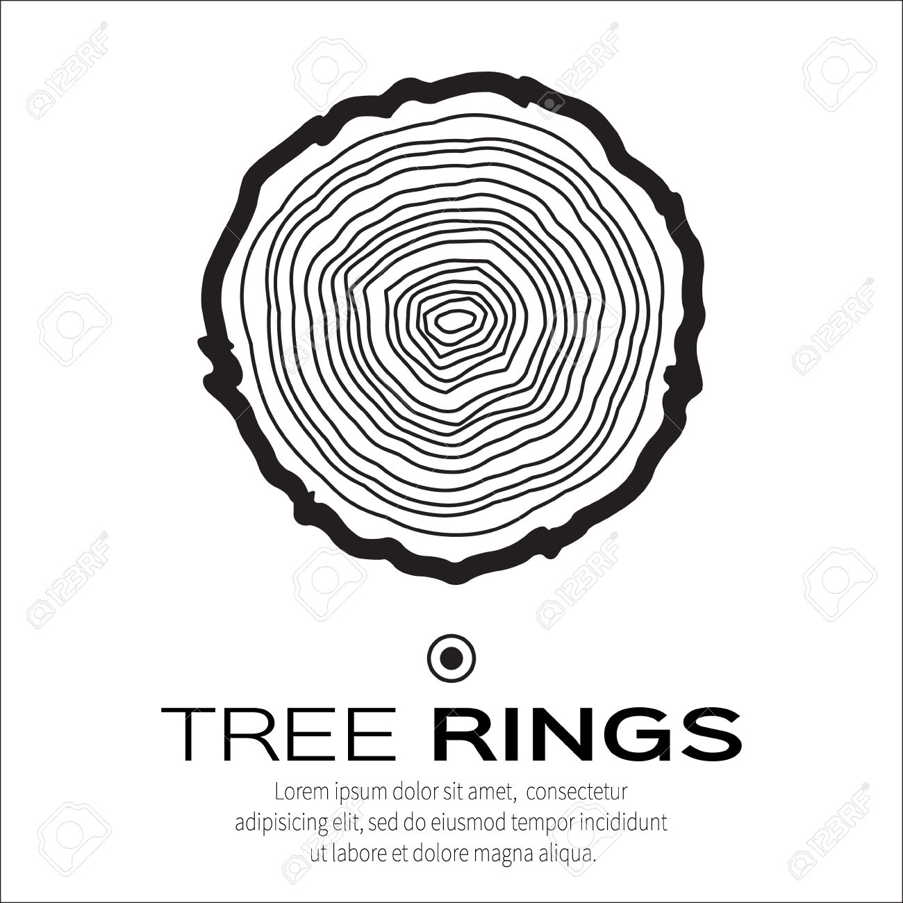 6,471 Year Ring Stock Vector Illustration And Royalty Free Year.