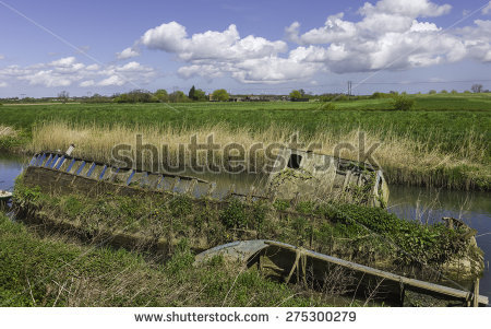 Old Abandoned Military Artillery Cannon Part Stock Photo 126354653.