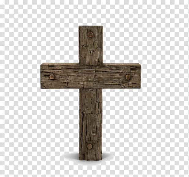 Brown wooden cross, Cross Wood Icon, Wooden cross.