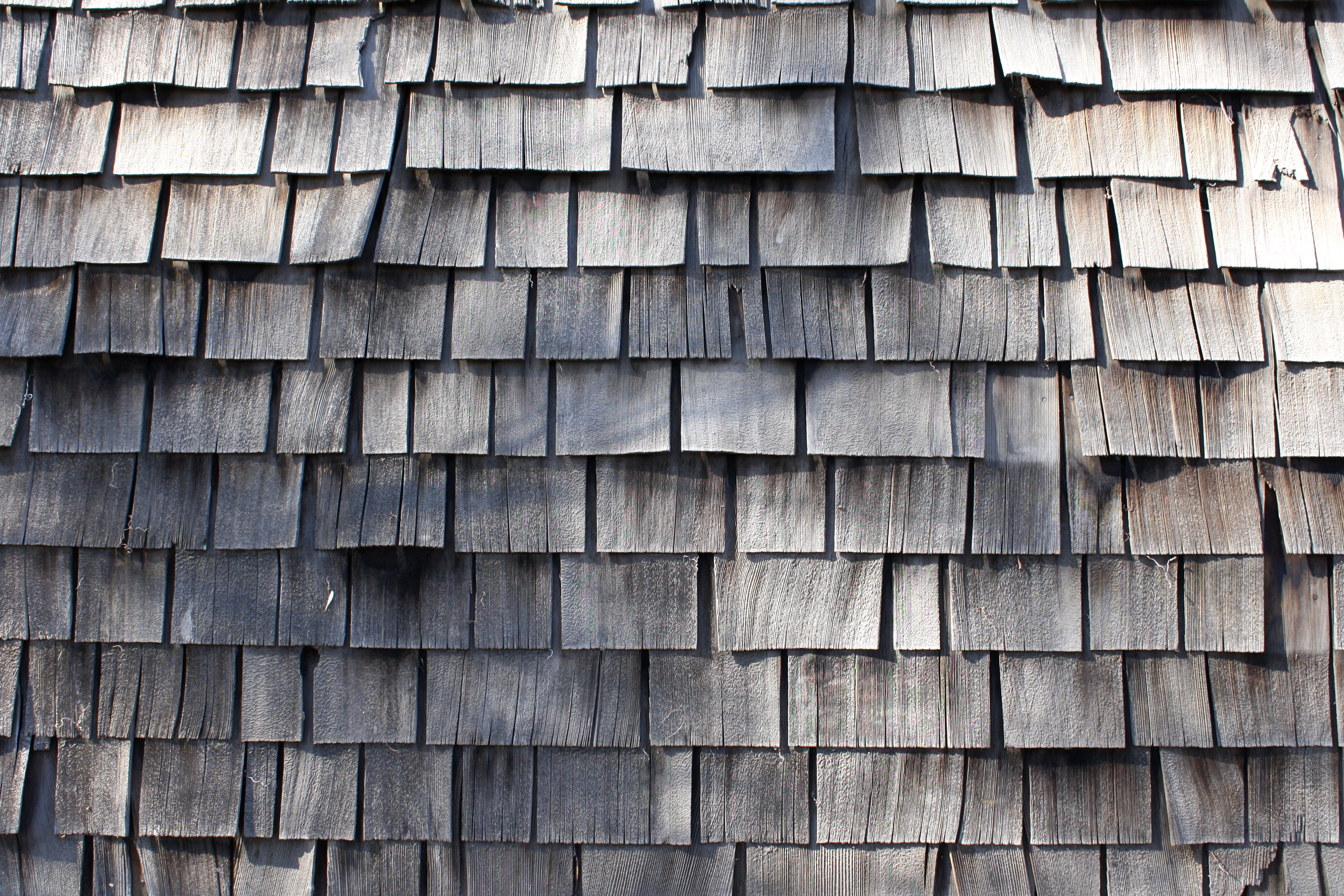 Roof Shingles Wallpaper