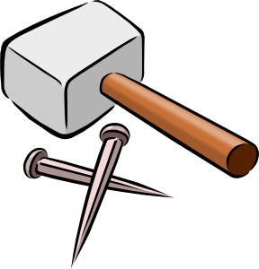 Clip Art of Woodworking Power Tools Clipart.