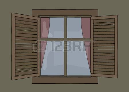 1,227 Window Shutters Stock Vector Illustration And Royalty Free.