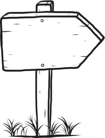 Arrow Sign Clipart.
