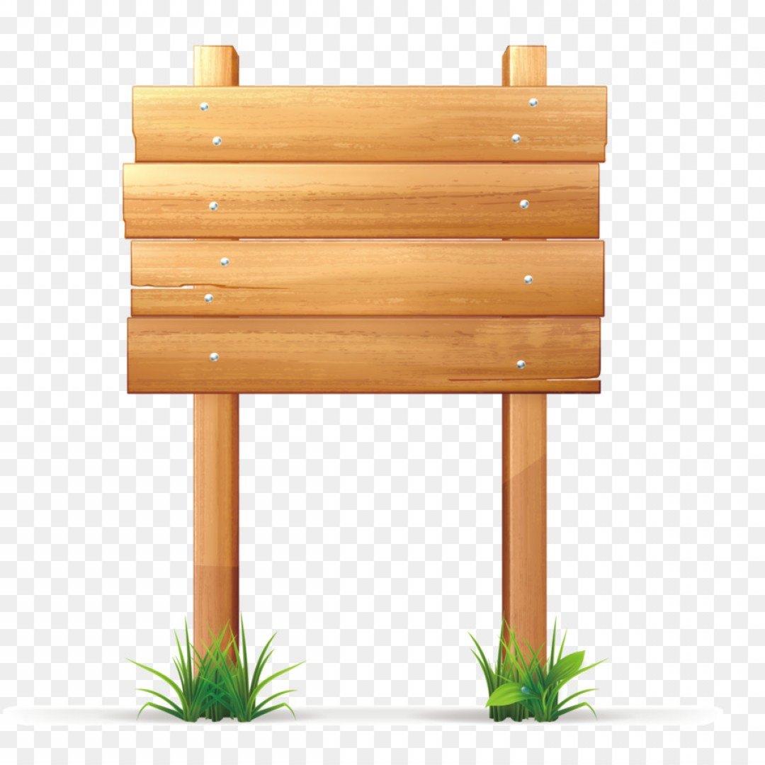 Png Royalty Free Wood Illustration Vector Wood Signs.